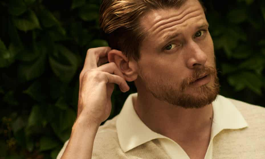 'I'm trying to be better': Jack O'Connell, wearing shirt by Thom Sweeney at mytheresa.com.