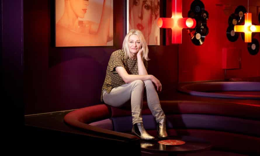 sylvia patterson at club reflex central london