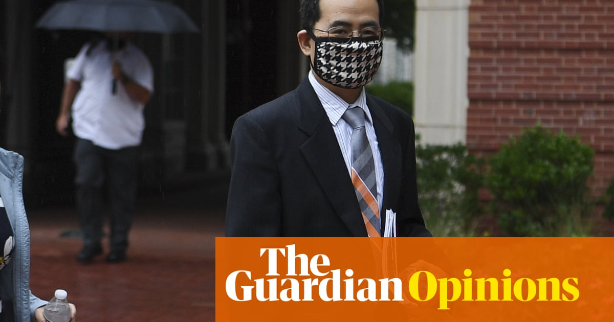 The Guardian view on anti-Chinese suspicion: target espionage, not ethnicities