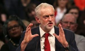 Jeremy Corbyn's Labour party is seeking to renationalise Britain's railways.