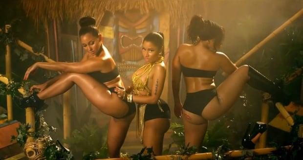 Nicki Minaj's Anaconda