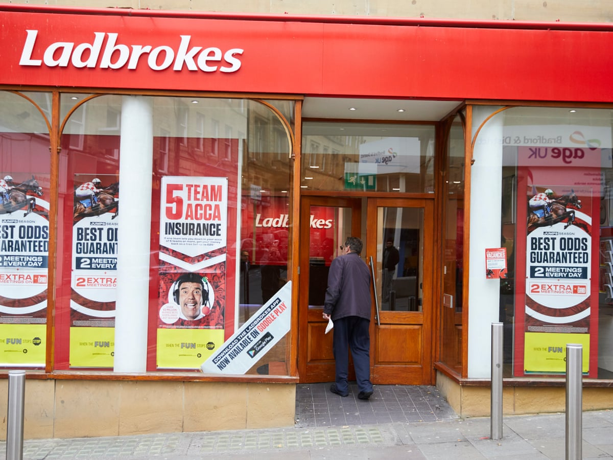 dubbed by ladbrokes betting