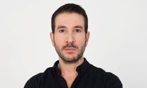 Alex Michaelides, author of psychological thriller The Silent Patient