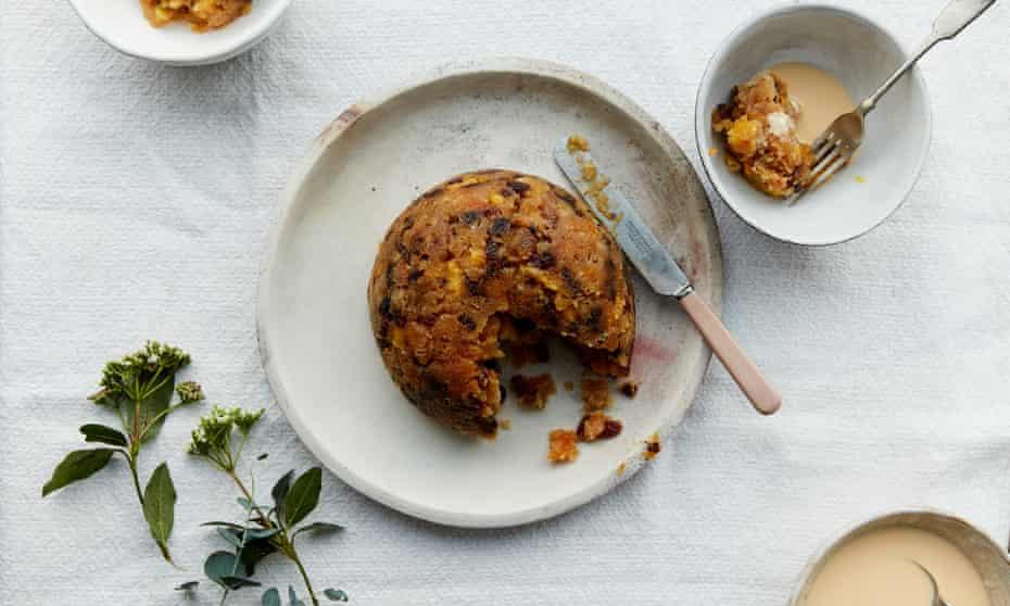Anna Jones' Christmas pudding for all.