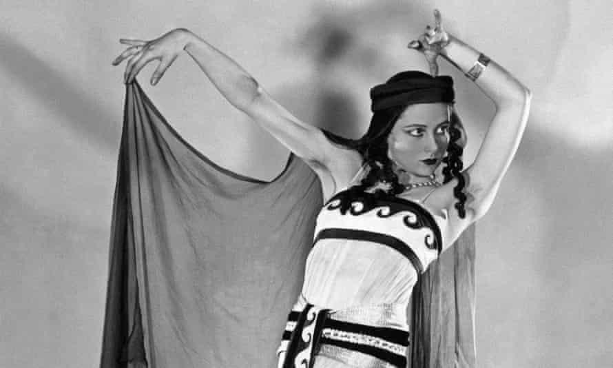 Yvette Chauviré at the Paris Opera on 6 November 1937.