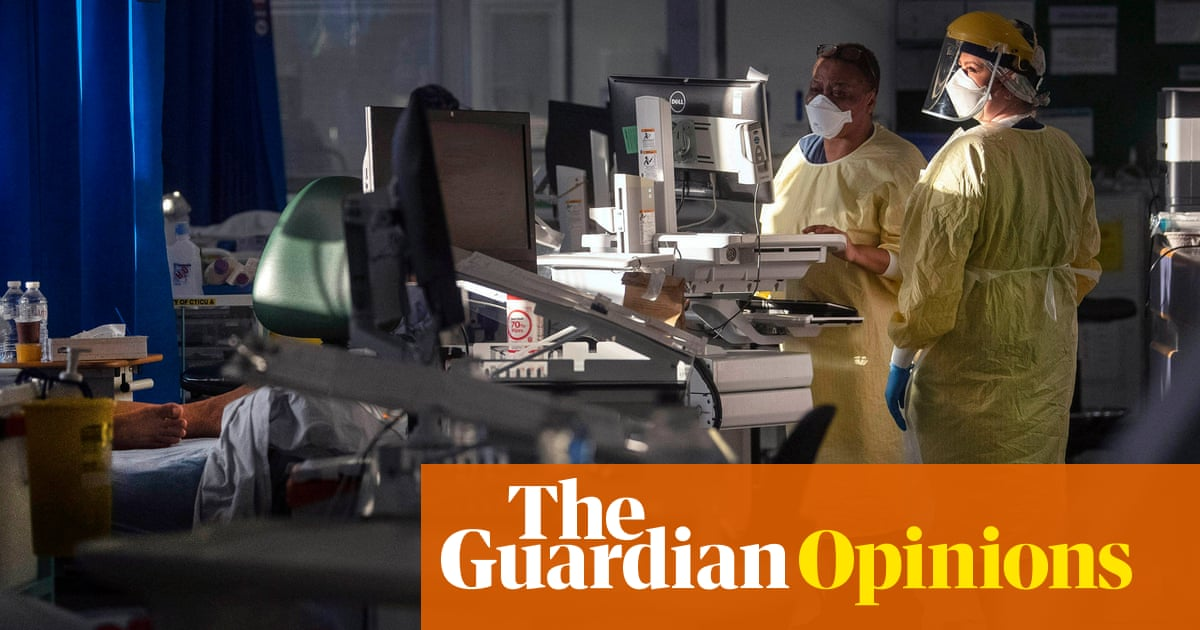 When Covid hit Britain, I was a new doctor. Here's why I didn't give up