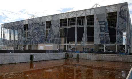 Rio's Olympic venues, six months on – in pictures