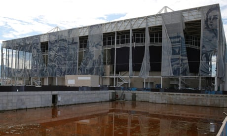 Rio Olympic Venues Already Falling Into A State Of Disrepair - 30 haunting images abandoned olympic venues