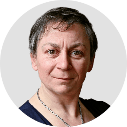 Anne Enright. Circular panelist byline. DO NOT USE FOR ANY OTHER PURPOSE!