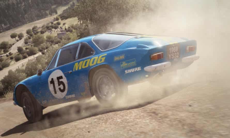 Dirt Rally Greece Alpine 3 A