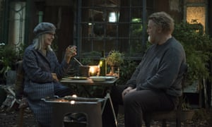 'Pays lip service to the housing crisis': Diane Keaton and Brendan Gleeson in Hampstead