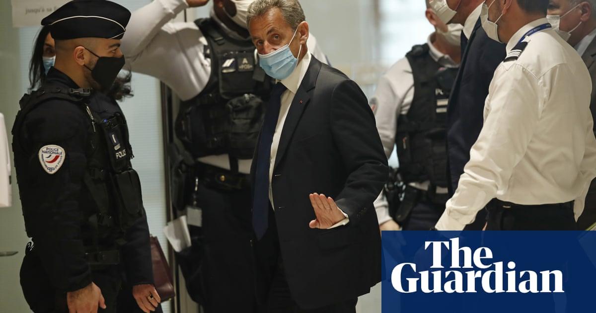 Nicolas Sarkozy attacks 'shockingly unjust' corruption conviction