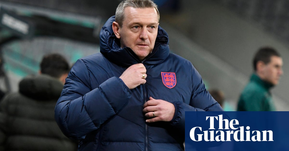 Aidy Boothroyd's future in balance with England U21s facing early exit