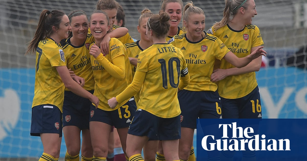 Lia Wälti and Katie McCabe sink West Ham and put Arsenal back on track