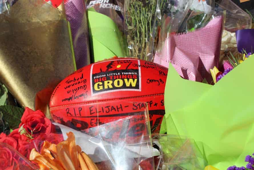 Memorial to Elijah Doughty