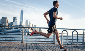 Hitting your stride: feel good on your feet with a little help from Saucony