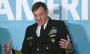 NSA director Mike Rogers