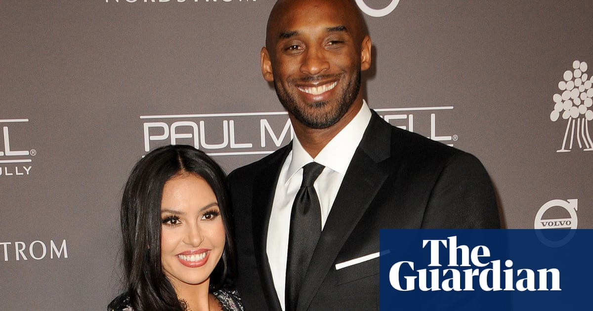 Vanessa Bryant speaks for first time of loss of Kobe and Gianna
