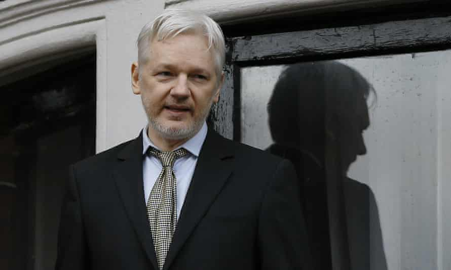 Julian Assange's WikiLeaks described 'Vault 7' as 'the largest ever publication of confidential documents on the CIA'.