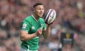 John Cooney could liven up Ireland's Six Nations performances.