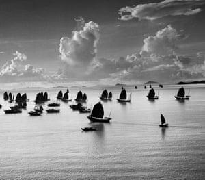 Kowloon Bay, Hong Kong, 1952