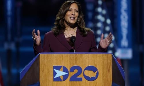 Kamala Harris Young Black Female And The Democrats Best Bet For 2020 Democrats The Guardian