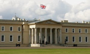 Sandhurst was paid £3.6m for 85 overseas officer cadets last year, not all from Gulf states.