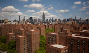 Stuyvesant Town-Peter Cooper Village opened in 1947 as affordable city housing. Now a one-bedroom apartment 15 minutes from the subway fetches $3,300 (£2,150) per month.