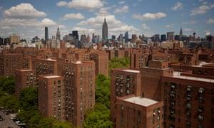 Stuyvesant Town- Peter Cooper Village, Manhattan's largest apartment complex.