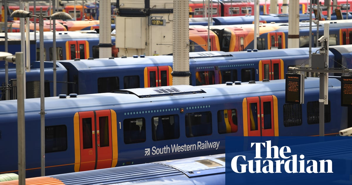 South Western Railway passengers face four days of strikes