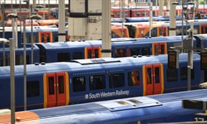 Waterloo station will get hundreds more services a week.
