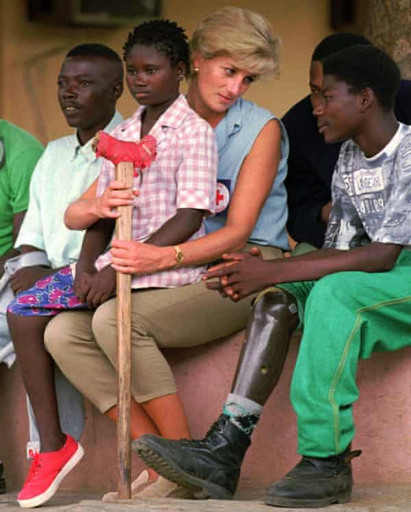 Declaring a country mine-free seemed unthinkable in 1997, when Princess Diana visited victims of landmines in Angola with Halo.