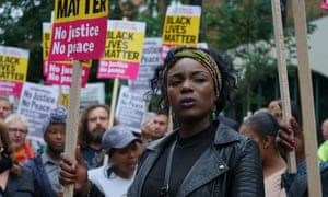 Vigil for Rashan Charles