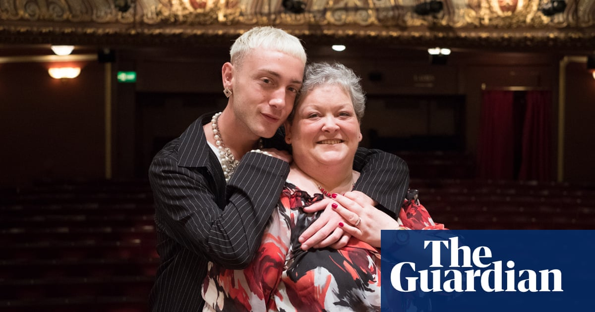 A Lad In A Frock The Gay Teen Who Inspired A West End Show Life