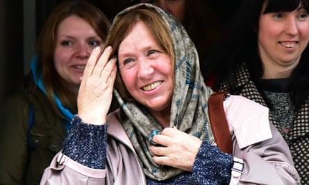 Moving memories … Svetlana Alexievich.