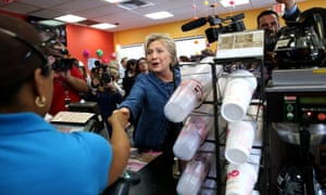 Hillary at dunklings
