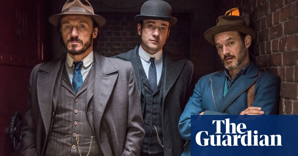 Ripper Street The Feelbad Drama That Just Gets Better Television