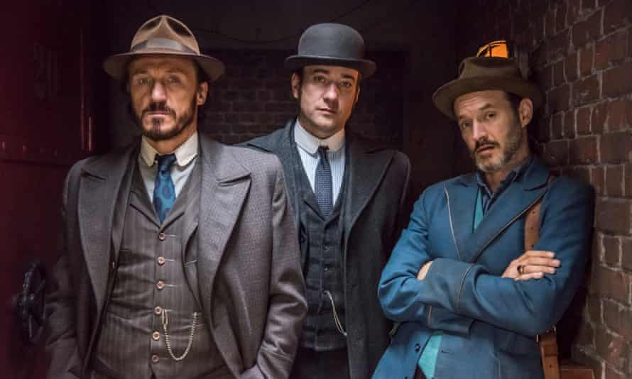 Amazon Prime's Ripper Street is to come to an end after season five.