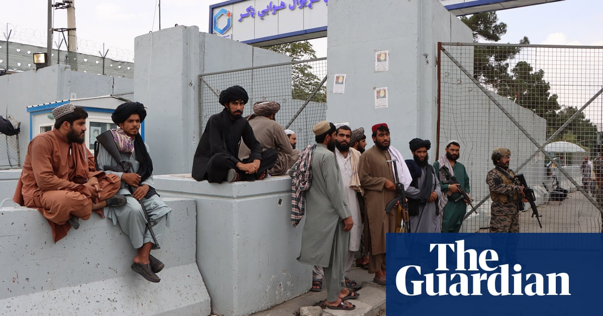 UK has little option but to talk with the Taliban