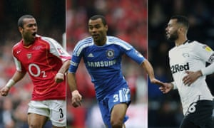 Cole played more than 150 games for both Arsenal and Chelsea, before ending his career at Derby.