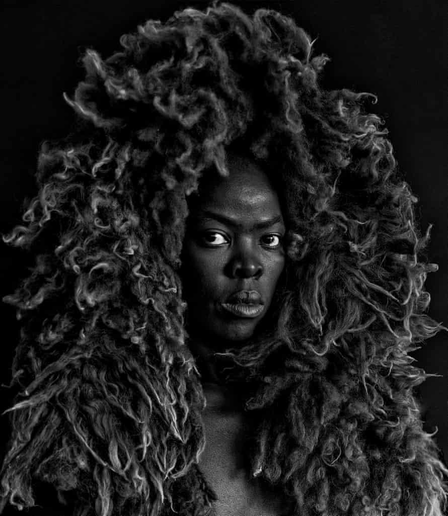 Somnyama Ngonyama II, Oslo, by Zanele Muholi from Orlando at the Present Time.