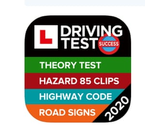 Driving Test 4 in 1