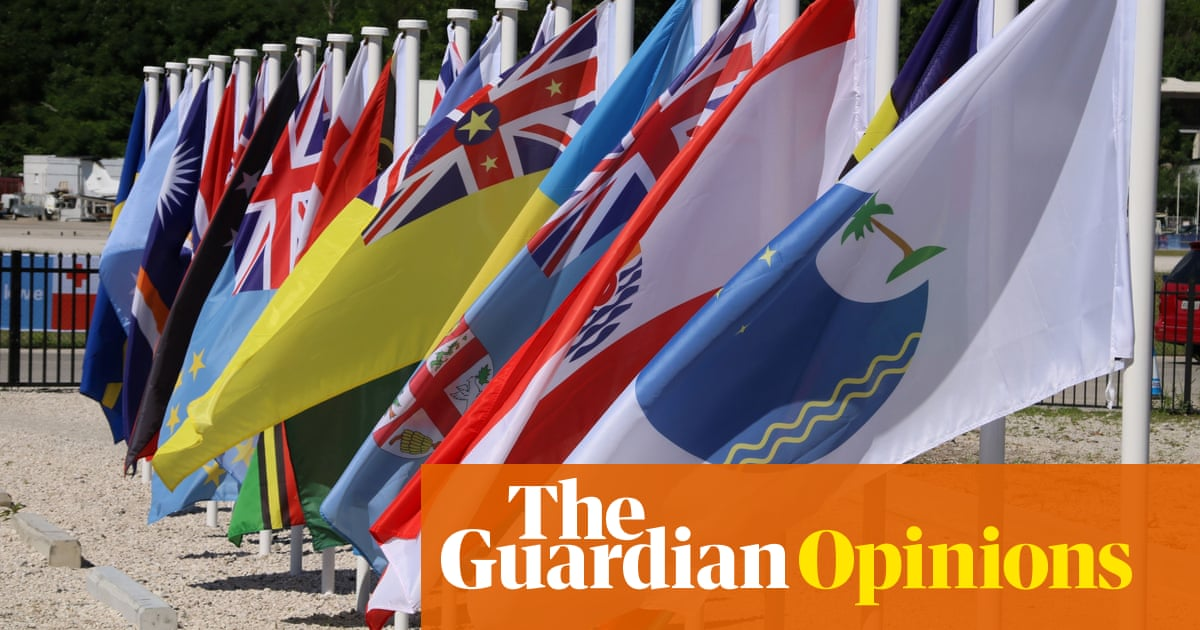 'Marginalising our own brothers and sisters': the disrespect Micronesia has been shown is a tragedy for the Pacific | Surangel Whipps Jr, President of Palau