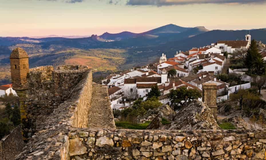 Marvao village, Alentejo, Portugal