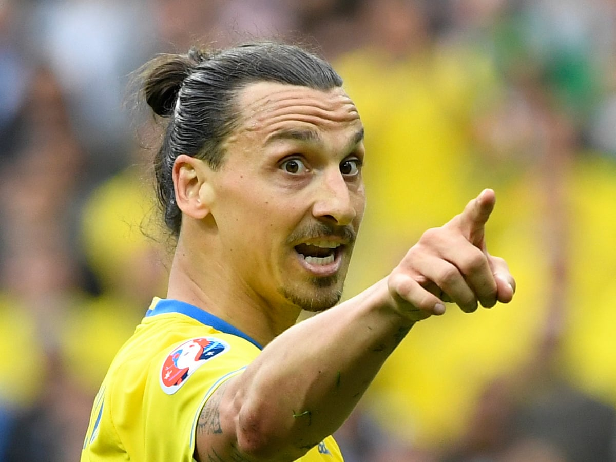 Zlatan Ibrahimovic My Sweden Career Is Over Even If They Reach World Cup Zlatan Ibrahimovic The Guardian