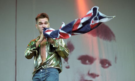 As a black teenager, I loved Morrissey. But heaven knows I'm miserable now