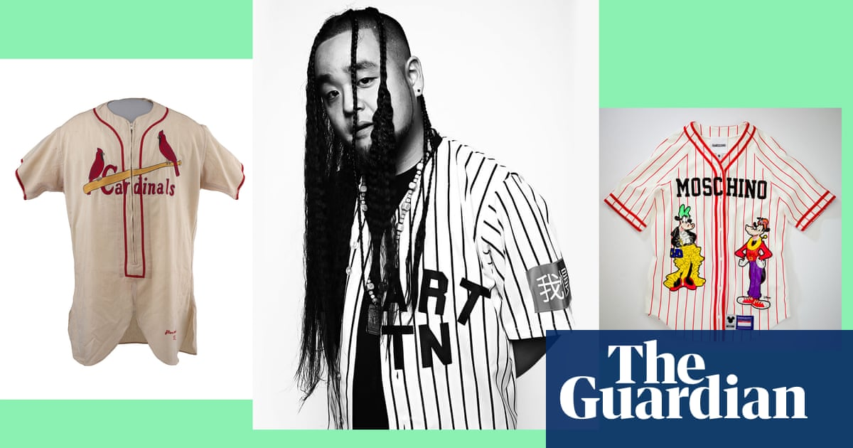 The baseball shirt: cultural icon and fashion accessory – in pictures