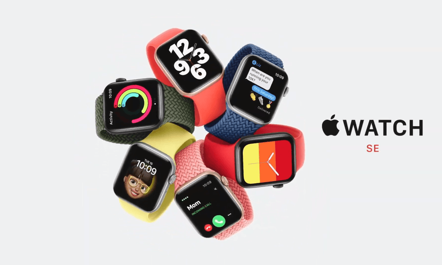The cheaper Apple Watch SE is essentially a revamped Series 5 from 2019.