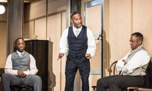 Ma Rainey's Black Bottom at the National Theatre