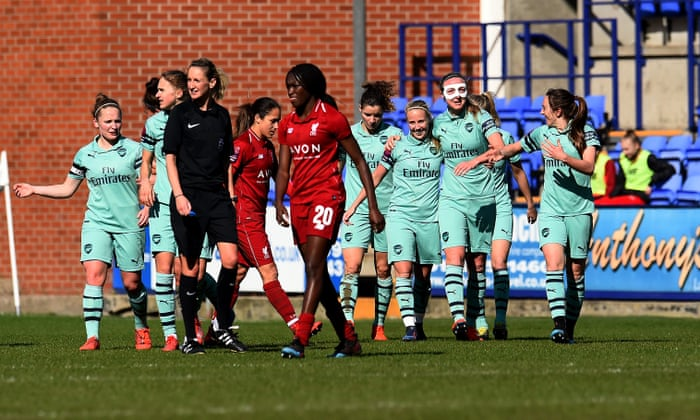 21e4b6059 Beth Mead at the double as Arsenal thrash Liverpool in WSL ...